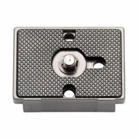 Tripod Quick Release QR Plate for Manfrotto 200PL-14 496 486 804 RC2 DSLR Camera