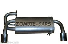 MG ROVER MGF 1.8 1995-2000 Exhaust Rear Tail box NEW SILENCER (2 YEAR WARRANTY)