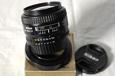 Nikon AF NIKKOR 24mm 1:2.8 D