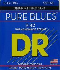 Dr PHR-9 pure Blues Leggere Lite Nickel Round Core Corde per Chitarra Elettrica