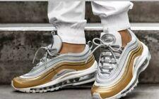 "Nike Air Max 97 se"" ""oro metálico, Reino Unido Talla 8 EU 42.5 AQ4137-001 Zapatillas"