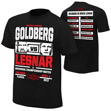 WrestleMania 33 NEW T-Shirt XL Mens Extra LARGE Wrestling NXT ROH WWE Impact TNA