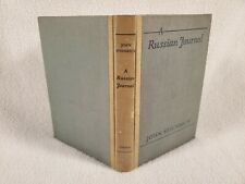 Vintage A Russian Journal by John Steinbeck 1948 Hardcover 1st Edition / Print