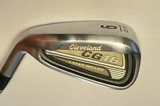Left Handed Cleveland Laser Milled CG16 6 Iron Traction 85 Regular Steel Shaft