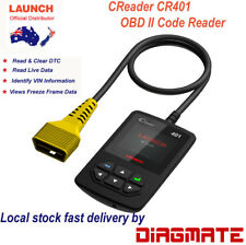 LAUNCH CR401 CReader 4001 Latest OBDII/EOBD Scanner Tool CReader V + Update