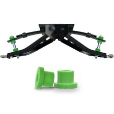 Green A-arm Replacement Bushings for GTW & MJFX Lift Kits golf carts