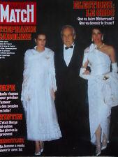 PARIS MATCH n°1764 1983  Stephanie e Carolina di Monaco Principe Ranieri   [C71]