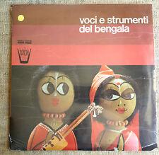 Voci E Strumenti Del Bengala Label: Arion – LP musica etnica NUOVO SIGILLATO