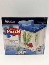 Betta Puzzle Aquarium Kit: One-1/2 Gallon (PET08)