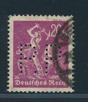 Dt. Reich 1923, Mi. 241 Y gestempelt, gepr. INFLA Tworek BPP, Mi. 80,-€
