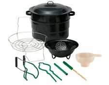 NEW Granite Ware 0718 1 Enamel on Steel Canning Kit 9 Piece FREE SHIPPING