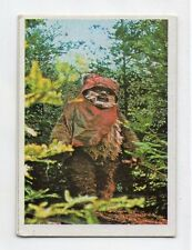 "STAR WARS ""EL RETORNO DEL JEDI"" SPANISH TRADING CARD BY PACOSA DOS - NUMBER 160"