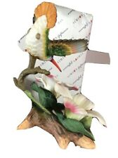 New Listingceramic bird figurines vintage