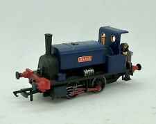 Hudswell Clarke 0-4-0 (Open Cab) Body Kit for Hornby W4 Peckett Chassis