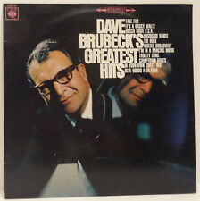 DAVE BRUBECK'S GREATEST HITS   VINYLE  CBS