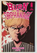 Burn the Orphanage 1 (2013) Born to Lose 1 of 3 - Cover B Variant Rob Guillory