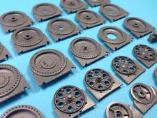 BT-7 Tank Chassis and Road Wheels Late 1/35 Conversion Resin for Zvezda