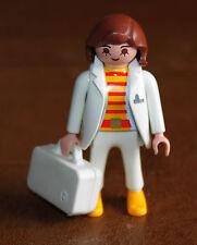 Playmobil personnage vétérinaire avec valise clinique vétérinaire 4345 ref ee