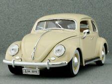 VW Volkswagen Käfer / Beetle - 1955 - cream - Bburago 1:18