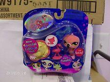 Littlest Pet Shop Funniest~ Special Edition Pet ~ Pink Flamingo #800 NIB