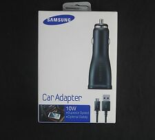 Genuine Original 2.0A 10W Car Adapter Charger For Samsung Galaxy S4 S3 Note II