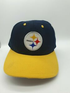 Steelers Official nfl Drew Pearson Baseball Cap Game day great condition