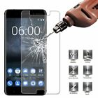 Premium TEMPERED GLASS SCREEN PROTECTOR ANTI SCRATCH FILM For NOKIA MOBILE UK