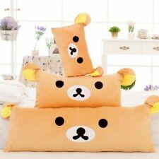 Rilakkuma Bear Pillow Plush Cushion Warm Pillows Home Decor