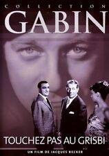 "DVD ""Touchez pas au grisbi"" collection GABIN  N 1     NEUF SOUS BLISTER"