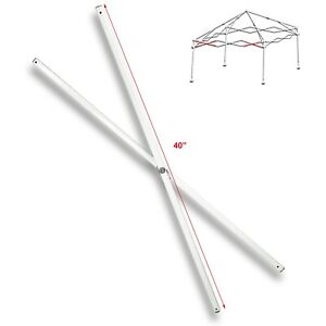 for E-Z UP Envoy 10'X10' Instant Canopy Gazebo Side TRUSS Bars Replacement Parts