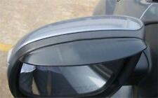 Side Mirror Rain Snow Guard Sun Visor  For VW GOLF 6 MK6 2009 - 2012