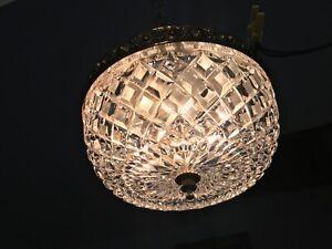 Home Lighting Fixture Ceiling Light Vintage 1950/'s L/&LW MC 8577 Retro Mid Century Hanging Light Fixture Globe Ceiling Fixture 15 Chain