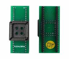 PLCC44 to DIP44 ADAPTER SOCKET | XELTEK, WELLON, TOP, LABTOOL, EASYPRO, SMARTPRO