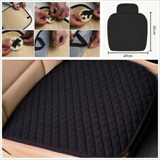 1Pcs Universal Linen Breathable Single Front Seat Cover Car Interior Accessories