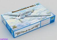 Trumpeter 02294 1/32 Messerschmitt Bf109G-2 hot