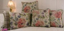Linen Blend Tartan Country Decorative Cushions