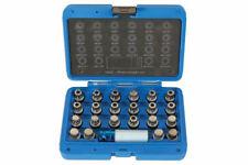 Genuine Laser Tools 6275 Wheel Nut Key Set - VAG 23pc