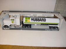 Vintage Pressed Steel Nylint Hubbard Seeds Tractor & Tanker Set NIB!