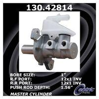 Centric Brake Master Cylinder 130.42814