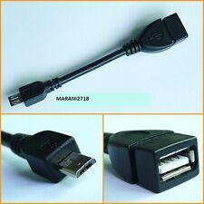 Câble  OTG Adaptateur USB  Femelle Vers Micro USB Mâle Pour LG