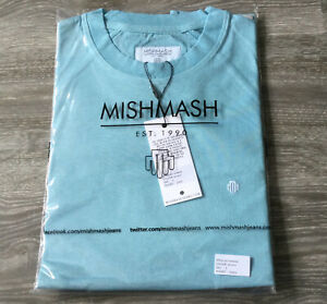 New Mens Mish Mash Adaman Blue T Shirt Size Small £19.99 Or best offer RRP £33