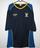 Durham County Cricket Club shirt jersey Cotton Traders Size - L
