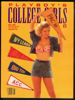 Playboy's NSS College Girls (V.2 1988) Special Edition (Fine) Ivy League, Big 10