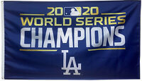 Los Angeles Dodgers World Series 2020 Champions Flag 3x5ft banner