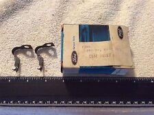 NOS FORD C8AZ-7A097-F 1968 + OIL PAN SCREEN CLIPS 2-PIECES