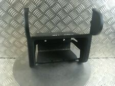 BMW 3 SERIES E46 REAR CENTRE CONSOLE BRACKET FRAME GENUINE OEM BLACK 8213682