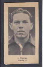Godfrey Phillips - Rugby & Association Footballers 1952 - Cowan - Morton