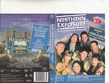 Northan Exposure-1990/1995-TV Series USA-Season One-2 Disc-8 Episodes-DVD