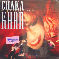 CHAKA KHAN Destiny US Press Warner 25425-1 1986 Sealed LP