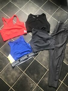 Gym Bundle Sports Bras Leggings X/L Uk 20/22 Gym/Yoga/Pilates/meditation/running